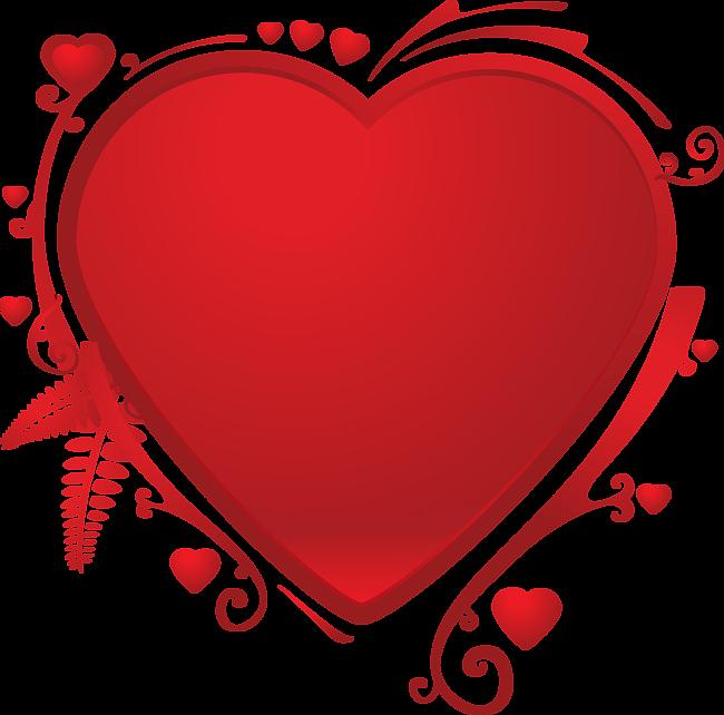 клипарт- сердце - Photoshop-Графика-Дизайн
