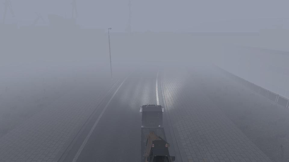 Туман для Euro  Eruck  Simulator 2 OMgLl