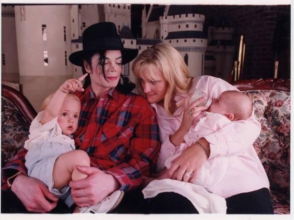 Дети Майкла: Его дети - наши дети...-2