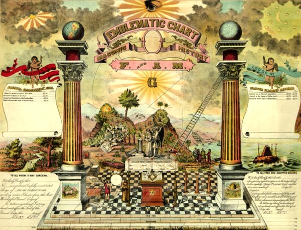 Очень тонкий и глубокий намёк или ЧТО ДЕЛАТЬ с масонской символикой?