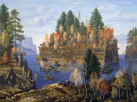 Конек - Горбунок Даосская внутренняя алхимия в русском фольклоре