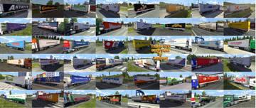 Пак прицепов и грузов V 2 OpHMU