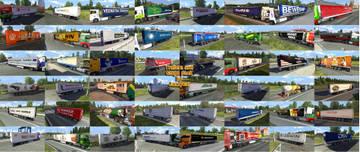 Пак прицепов и грузов V 2 SwVrE