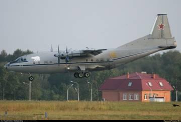 Ан-12ПС - поисково-спасательный самолет R4lm7