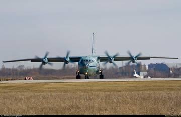 Ан-12ПС - поисково-спасательный самолет RbR29