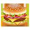 Королевский бургер