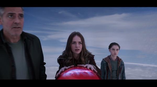 Земля будущего. Tomorrowland.