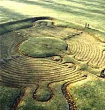 Лабиринт - для чего древние строили эти самые лабиринты